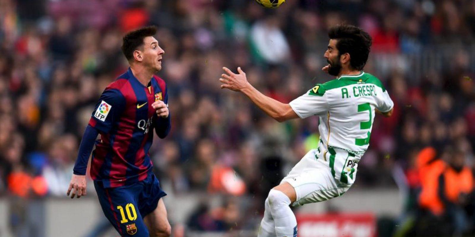 Lionel Messi no figura en la lista Foto:AFP