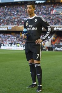 Los merengues presentarán todas sus armas. Cristiano Ronaldo será titular Foto:Getty