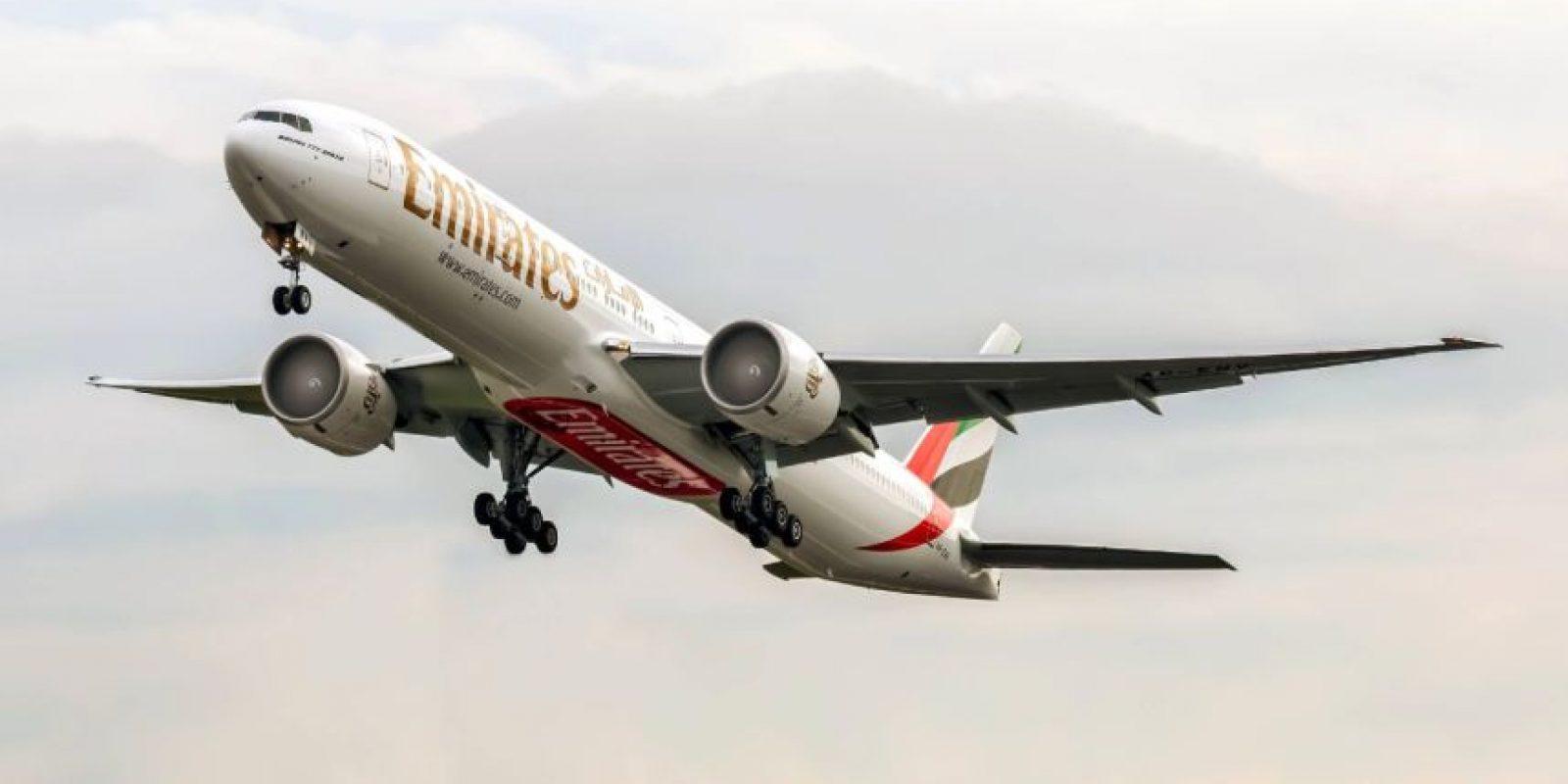 Emirates- Emiratos Árabes Foto:Facebook.com/Emirates