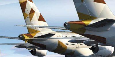 Etihad Airways- Abu Dhabi Foto:Vía Facebook/Ethiadairways