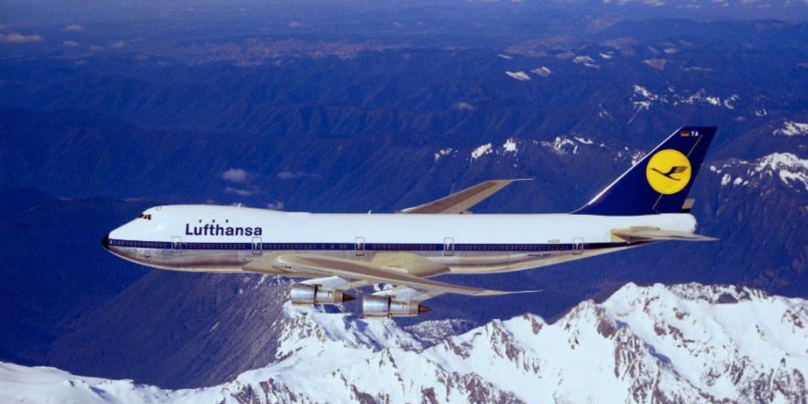 Lufthansa- Alemania Foto:Vía Facebook.com/lufthansa