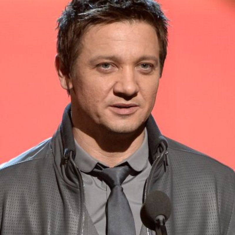 "Renner le dio vida a ""Eye Hawkeye"". Foto: Getty Images"