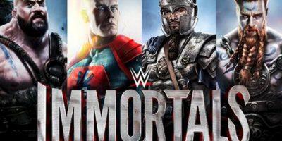WWE: Las primeras imágenes del videojuego