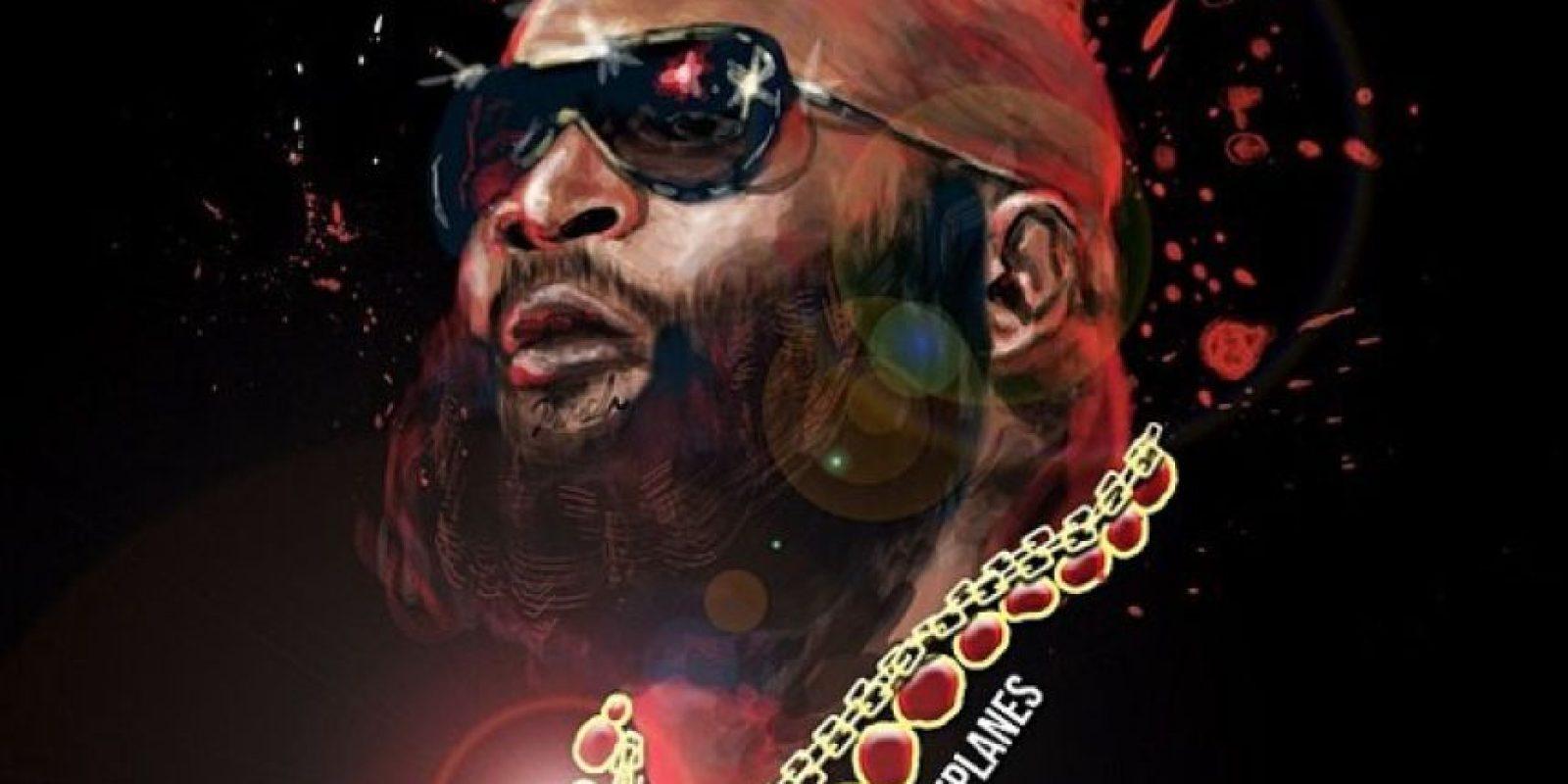 Ha tenido problemas con los raperos Young Jezzy y 50 Cent Foto:Instagram: @richforecer