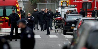 Tal suceso se dio a las 11:30 de la mañana en Paris, Francia. Foto:AFP