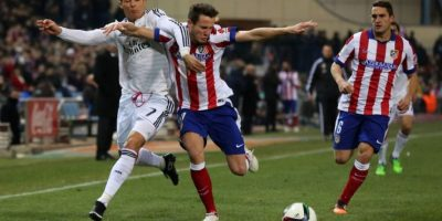 El Atlético le gana el primer duelo al Madrid en los octavos de la Copa