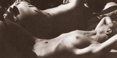 FOTOS. Mira los comienzos de la fotografía erótica