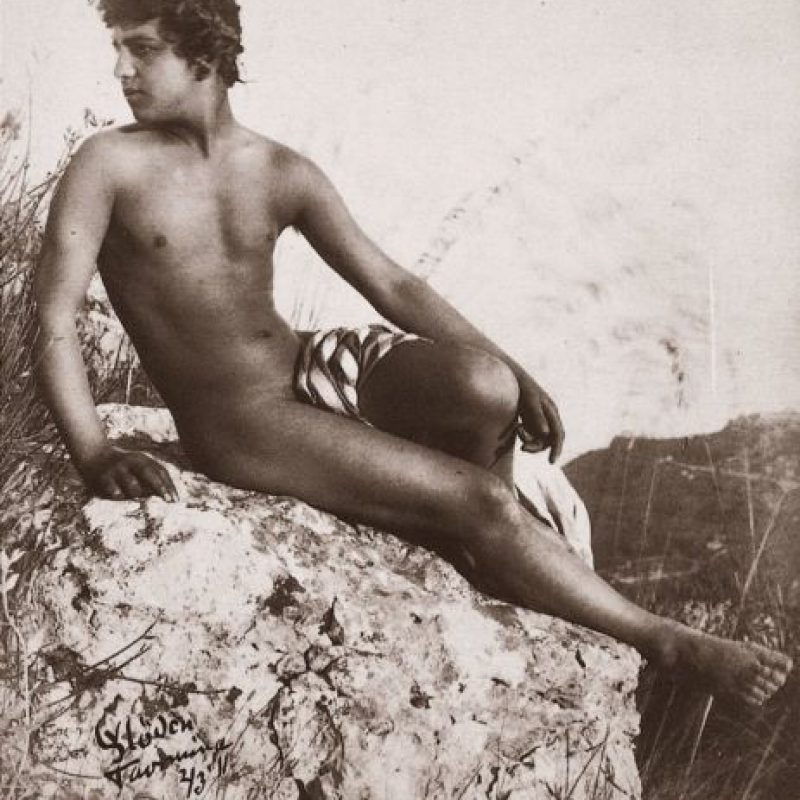 Foto de 1911 Foto:Pinterest