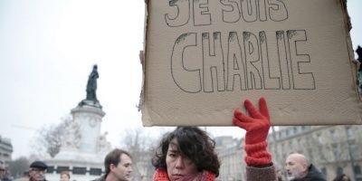 """FOTOS: Fuertes imágenes del atentado contra """"Charlie Hebdo"""""""