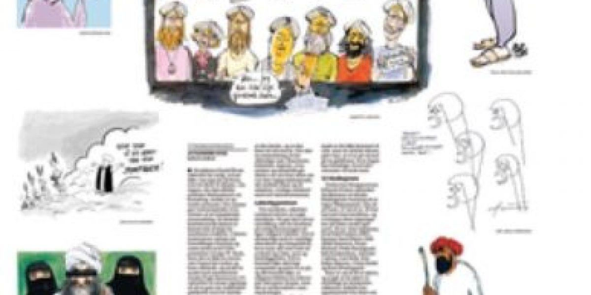 FOTOS: Las 13 caricaturas más polémicas de la Historia