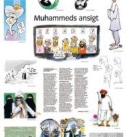 El semanario Charlie Hebdo no es el único que ha recibido acciones violentas gracias a su sátira del Islam. De hecho, el semanario fue atacado por reproducir caricaturas del rostro de Mahoma publicados por el periódico danés Jyllands Posten en 2005. En este tiempo hubo protestas y amenazas de muerte para los editores del periódico, que tocaron un tema tabú en aquella religión. Foto:Jyllands- Posten