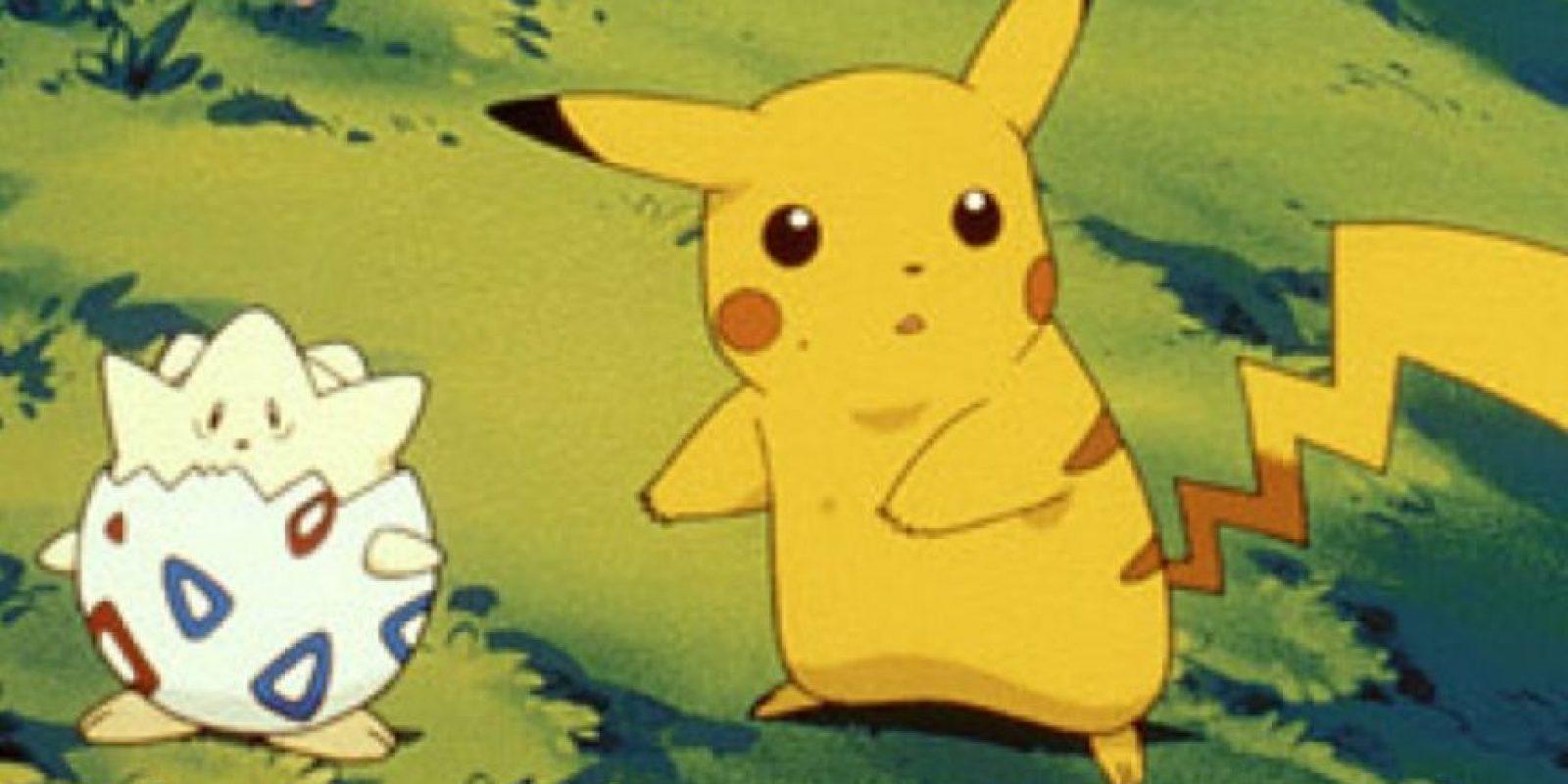 Pokemon fue criticado por años por episodios de convulsiones y supuestos símbolos satánicos. Foto:Nintendo