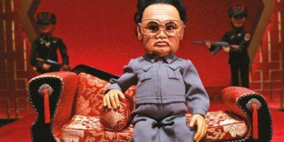 """Los creadores de South Park ya habían molestado a otros altos estamentos del poder antes. Parodiaron a Kim Jong Il en su película """"Team América"""". Esto causó la ira de Corea del Norte. Foto:Paramount"""