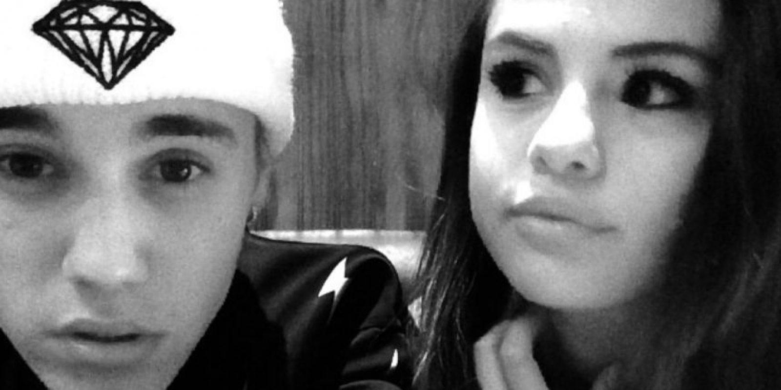 Y fue muy publicitada su relación con Selena Gómez Foto:Instagram/Justin Bieber