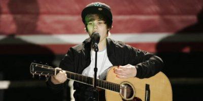 Luego de ser famoso en Youtube, comenzó a ser famoso en 2009 Foto:Getty Images