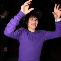 Esta foto también data de 2009 Foto:Getty Images