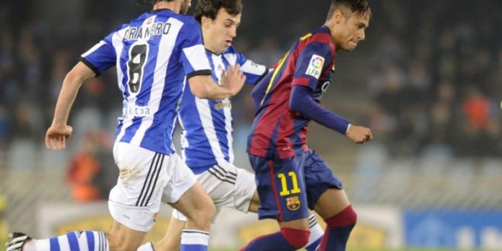 Neymar arrancará el partido Foto:Getty