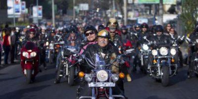Caravana del Zorro en busca del Récord Guinness a la mayor peregrinación en motos