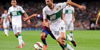 El Elche superó al Valladolid en la ronda previa Foto:Getty