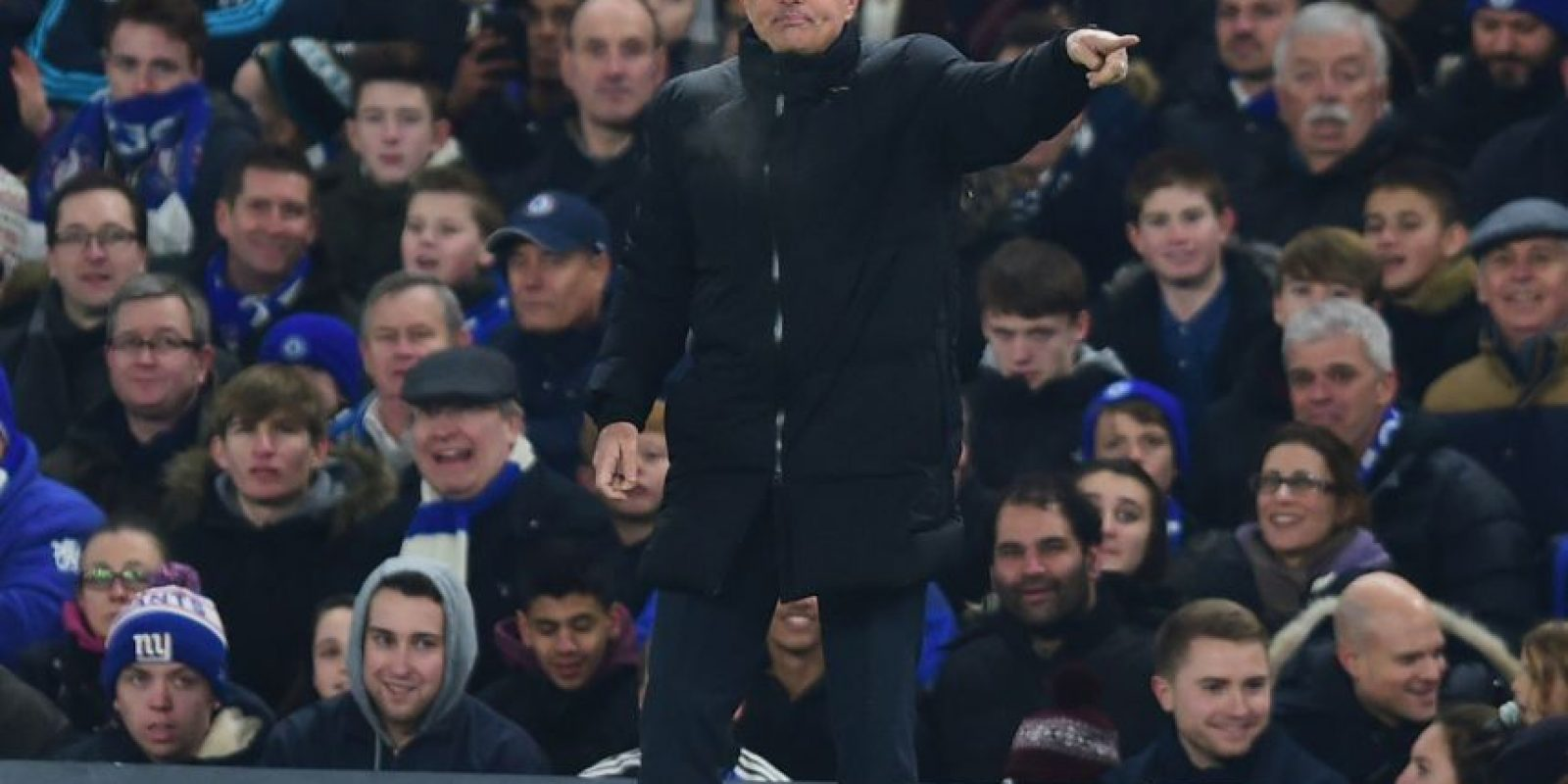 Si se va al Chelsea, sería dirigido por José Mourinho Foto:Getty