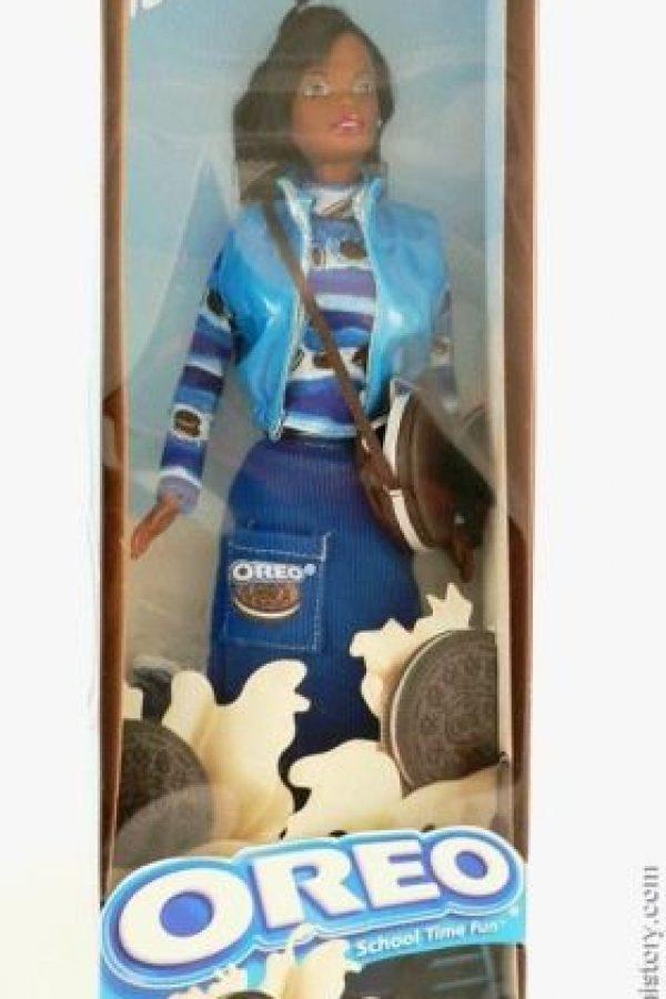 Barbie Oreo: el racismo no se hizo esperar con esta muñeca, que levantó protestas. Foto:Mattel
