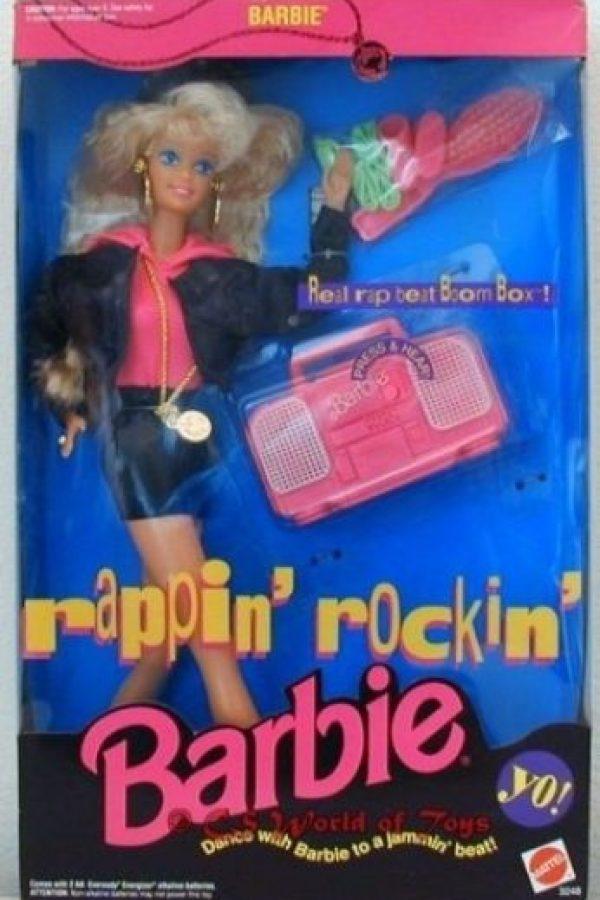Barbie rapera Foto:Mattel