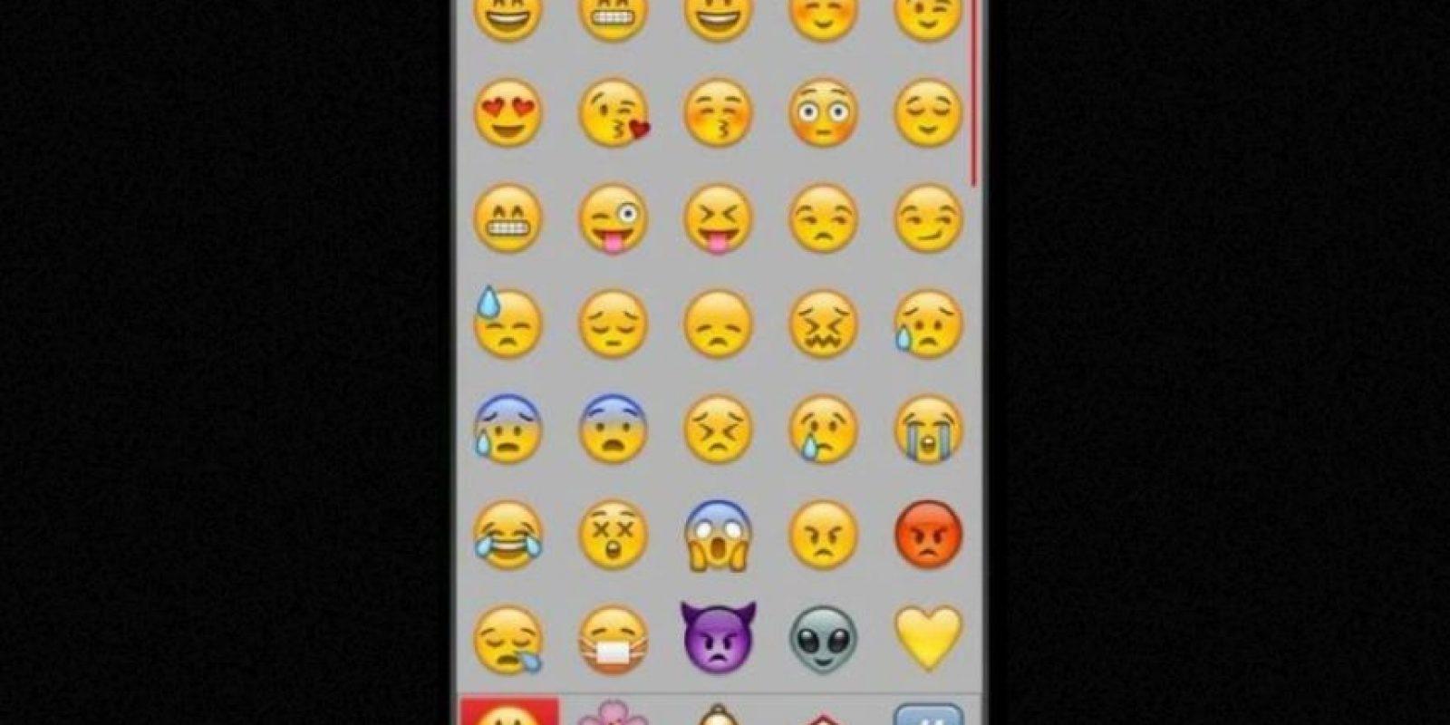 6. Esforzarnos por escribir algo muy importante y recibir de respuesta únicamente un emoticón. Foto:Tumblr.com/Tagged/-Whatsapp