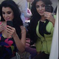 Mira las mejores imágenes de las hermanas Carla y Melissa Howe Foto:Twitter: @TheHowetwins