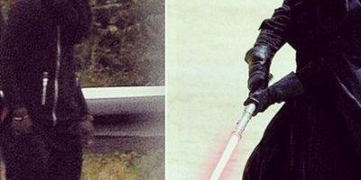 Y se llegó a comparar con Dart Maul, de Star Wars Foto:instagram.com/mb459