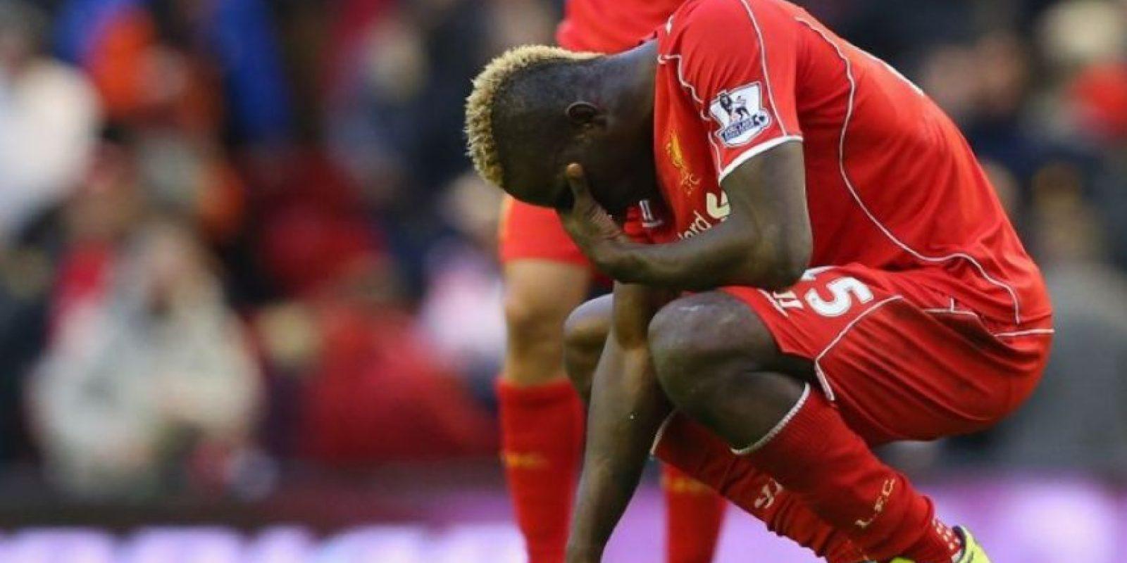 Solo ha marcado en dos ocasiones con los Reds Foto:Getty Images