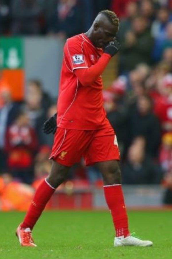 No la ha pasado bien con Liverpool Foto:Getty Images
