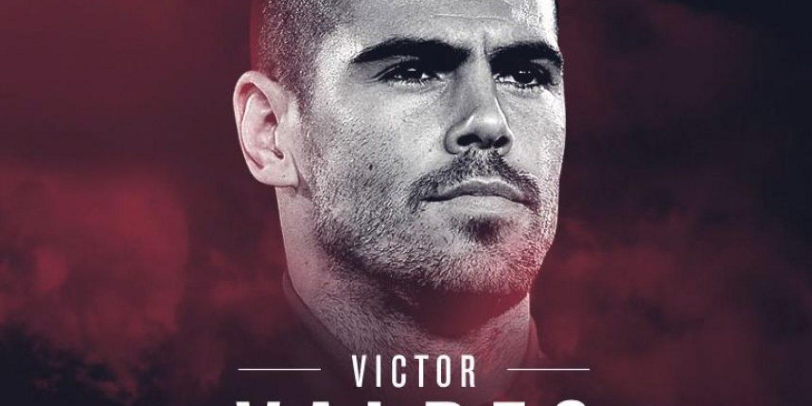 Así le dio la bienvenida el club en sus redes sociales Foto:Facebook: Manchester United
