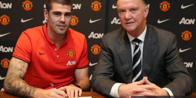Pero podría ampliar su contrato un año más Foto:Facebook: Manchester United