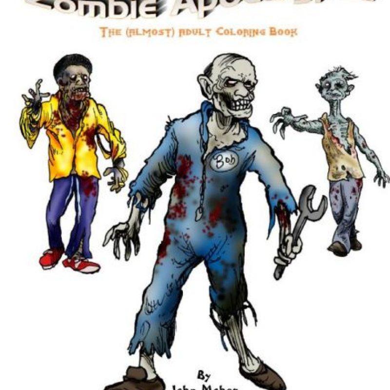 """""""Apocalipsis zombie"""" para que sus hijos lo adoren. Foto:John Moher/Richard Svensson/Amazon"""