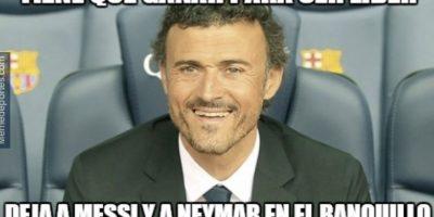 MEMES: El pleito de Messi con Luis Enrique tambalea al Barcelona