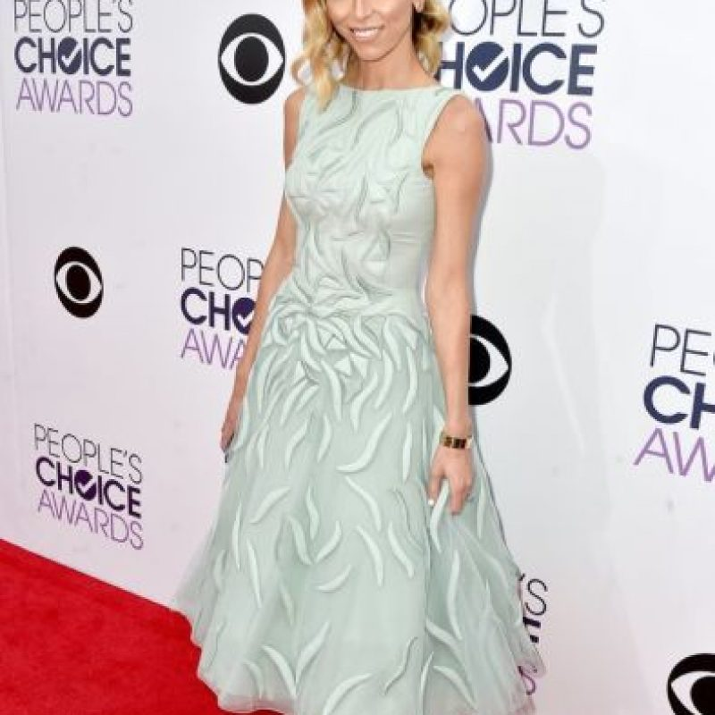 Giuliana Rancic, mejorando su récord en pastel. Foto: Getty Images