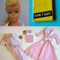 Barbie dieta. Foto:Mattel