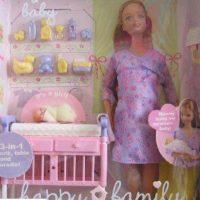 La nueva versión de Midge Foto:Mattel
