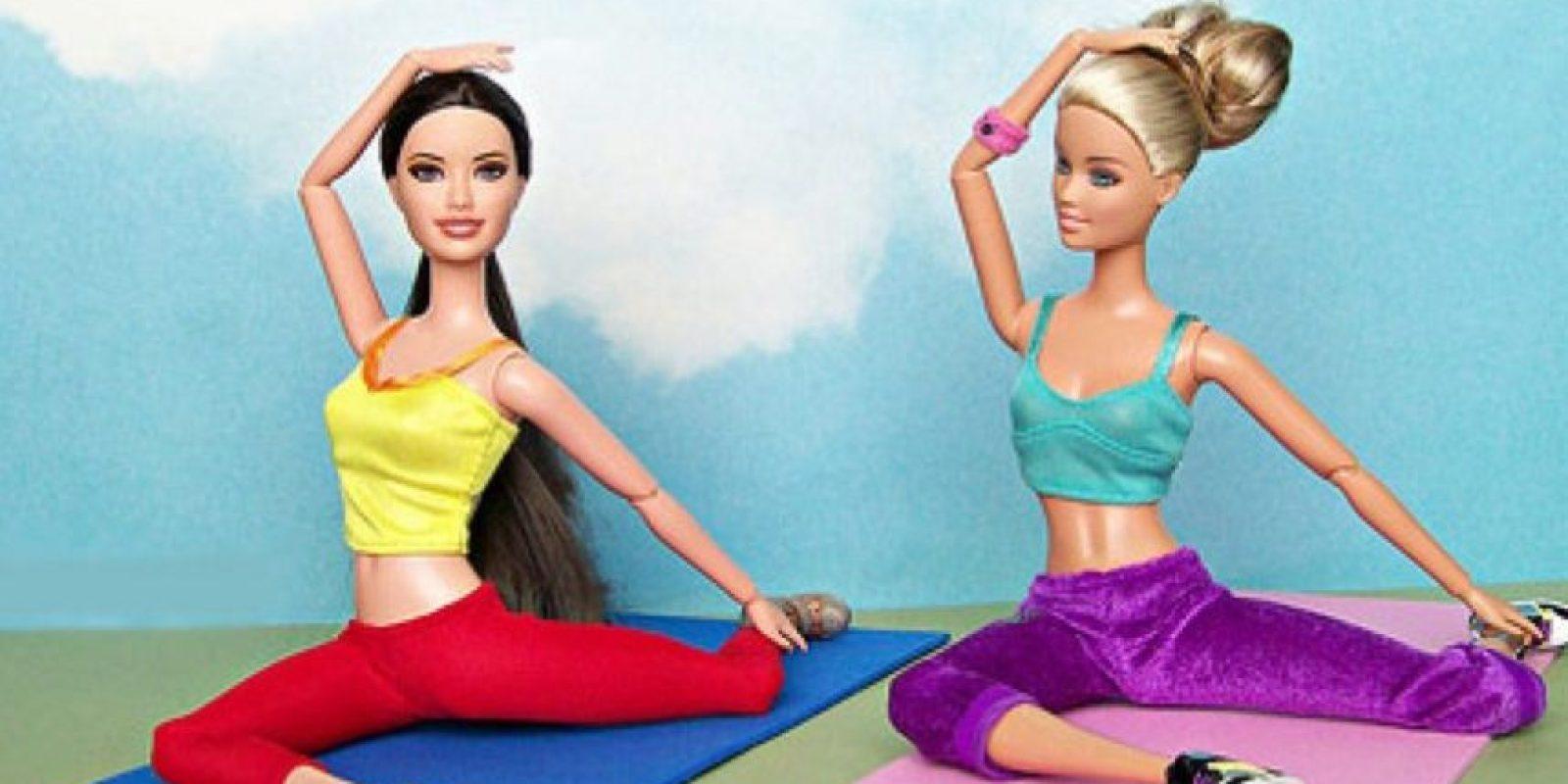 """El sitio también ha hecho la Barbie """"en rehabilitación"""" Foto:HotPointsCase"""