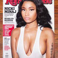"""Nicki Minaj en la portada de """"Rolling Stone"""" Foto:Terrysdiary.com"""