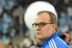 El entrenador argentino del Marsella pidió un minuto de aplausos para recordar a las víctimas. Foto:AFP