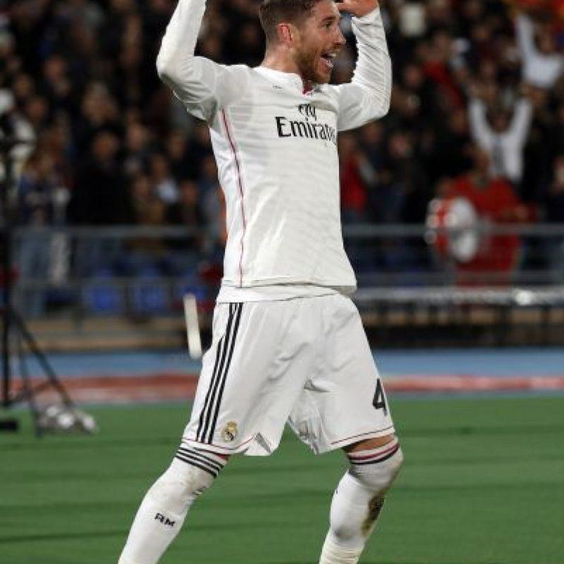 Sergio Ramos – Real Madrid (España) Foto:Getty Images