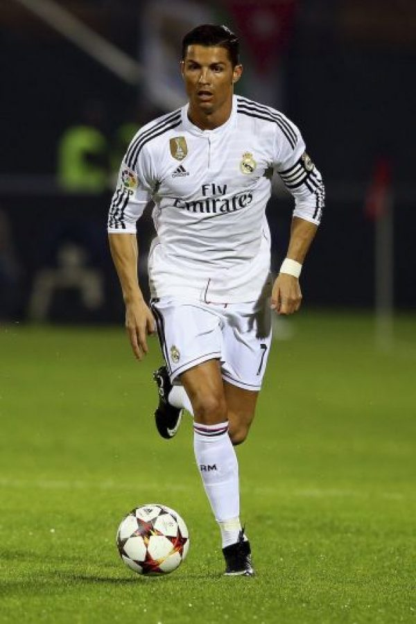 Cristiano Ronaldo – Real Madrid (Portugal) Foto: Getty Images