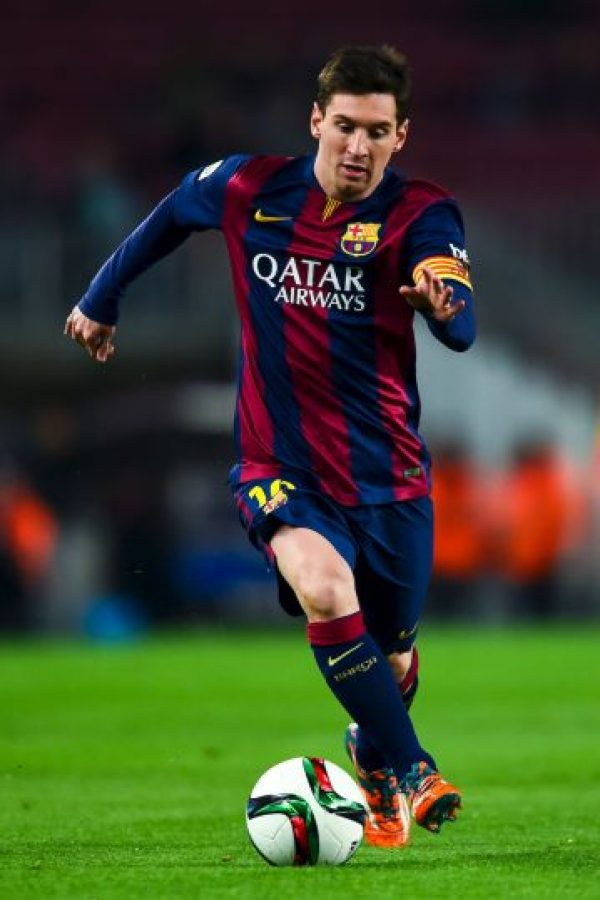 Lionel Messi – Barcelona (Argentina) Foto: Getty Images