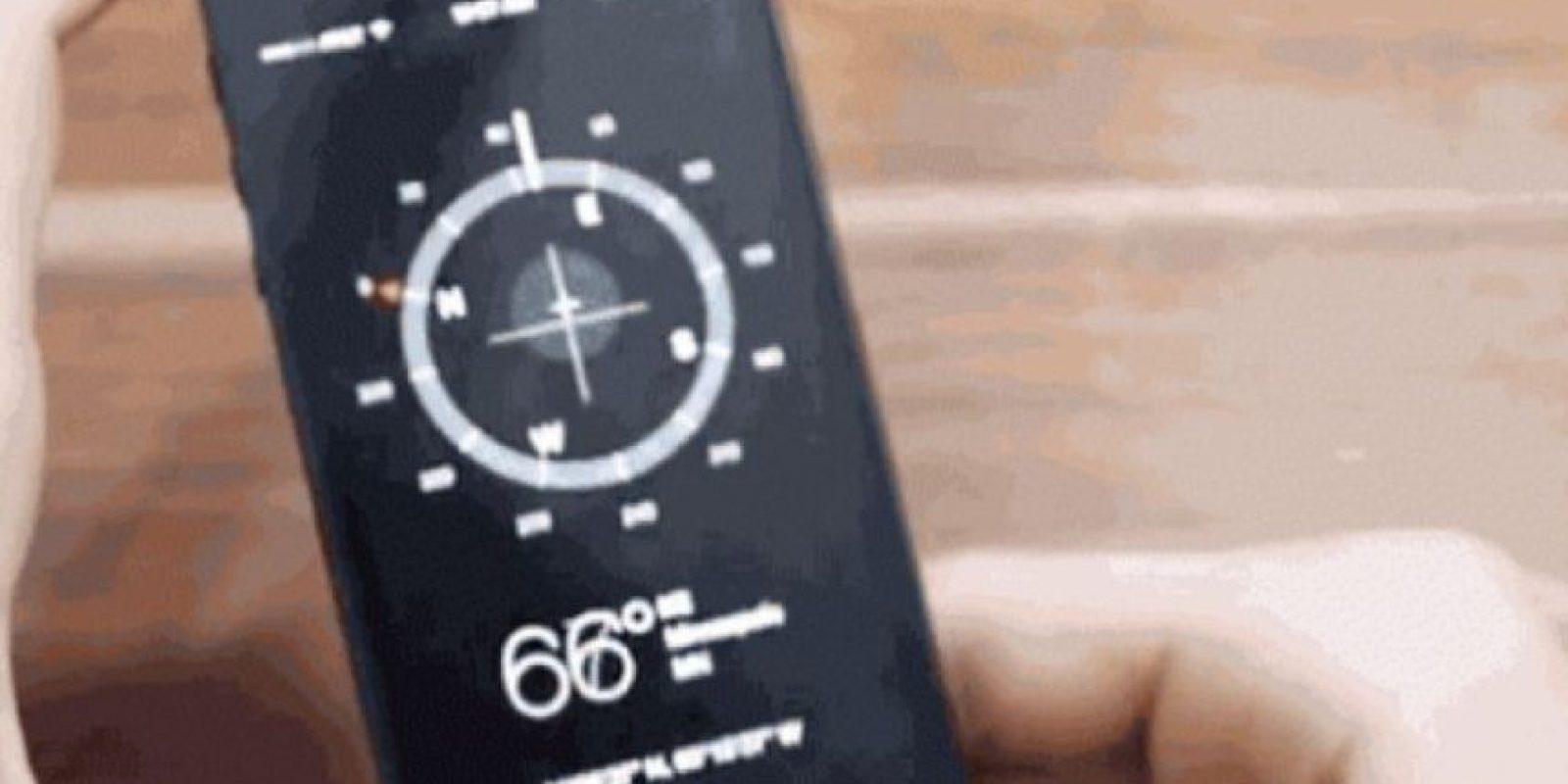 Nivelador en el iPhone. Para que sus cuadros, mesas, repisas y todo quede derecho, pueden usar el nivelador que está dentro de la aplicación Brújula. Foto:vía cdn.wpnderfulengineering.com