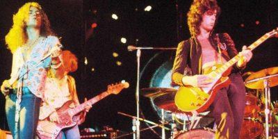 """Fotos: Jimmy Page celebra el 40 aniversario de """"Physical Graffity"""""""