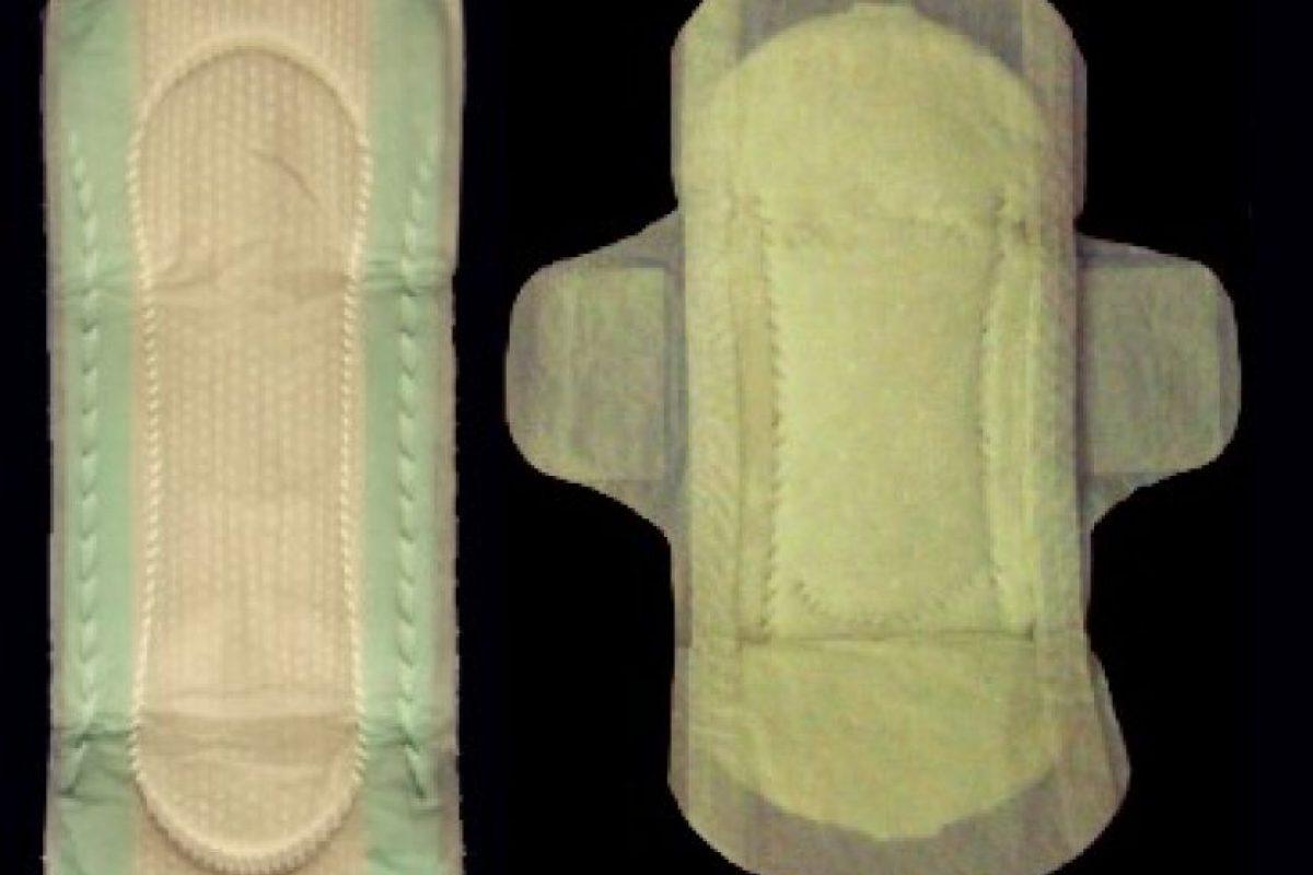 Toallas sanitarias Foto:Vía Wikimedia Commons