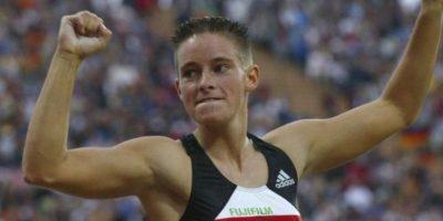 La atleta era considerada la mejor garrochista de la historia en Alemania, su país natal. Foto:Getty Images