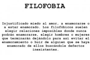 10. Filofobia: miedo al amor. Foto:Tumblr.com/Tagged-miedo