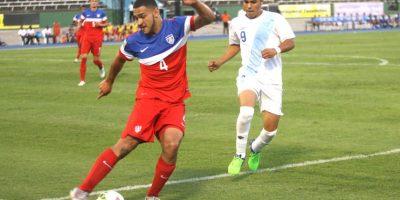 La selección de Guatemala consiguió un valioso punto en el torneo que se juega en Jamaica. Foto:Norvin Mendoza – ACD